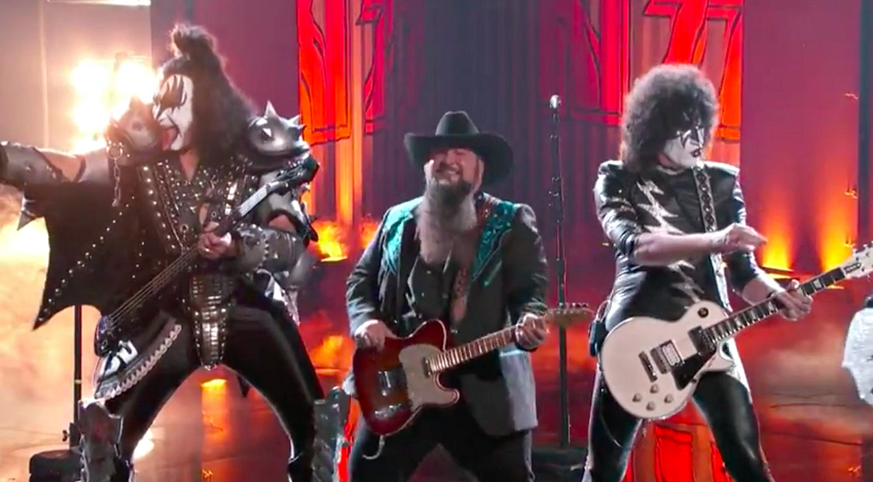 The voice Songs | Sundance Head & KISS Deliver Country-Fried Medley Of Classic Hits On 'Voice' | Country Music Videos