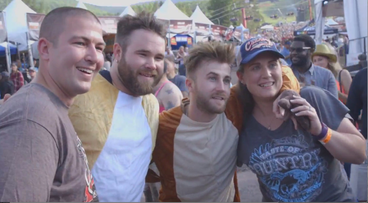 The swon brothers Songs | Country Duo Helps Fan Pull Off Epic Marriage Proposal | Country Music Videos
