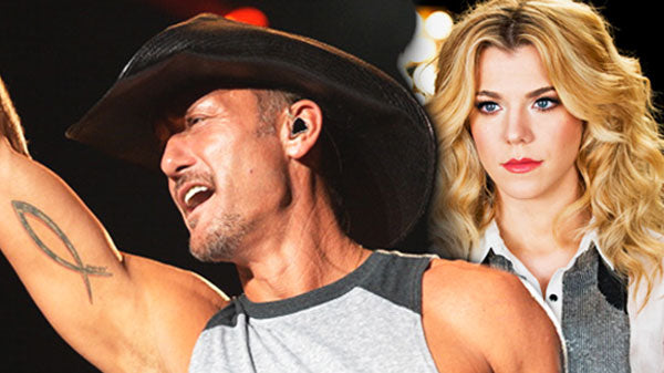 Tim mcgraw Songs | Tim Mcgraw Talks Down Fan Before Song With Band Perry (VIDEO) | Country Music Videos