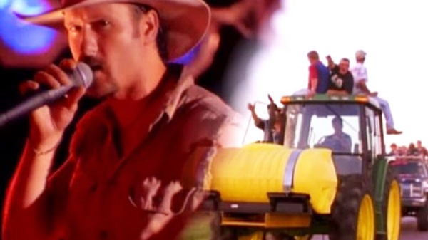 Tim mcgraw Songs | Tim McGraw - Down On The Farm | Country Music Videos