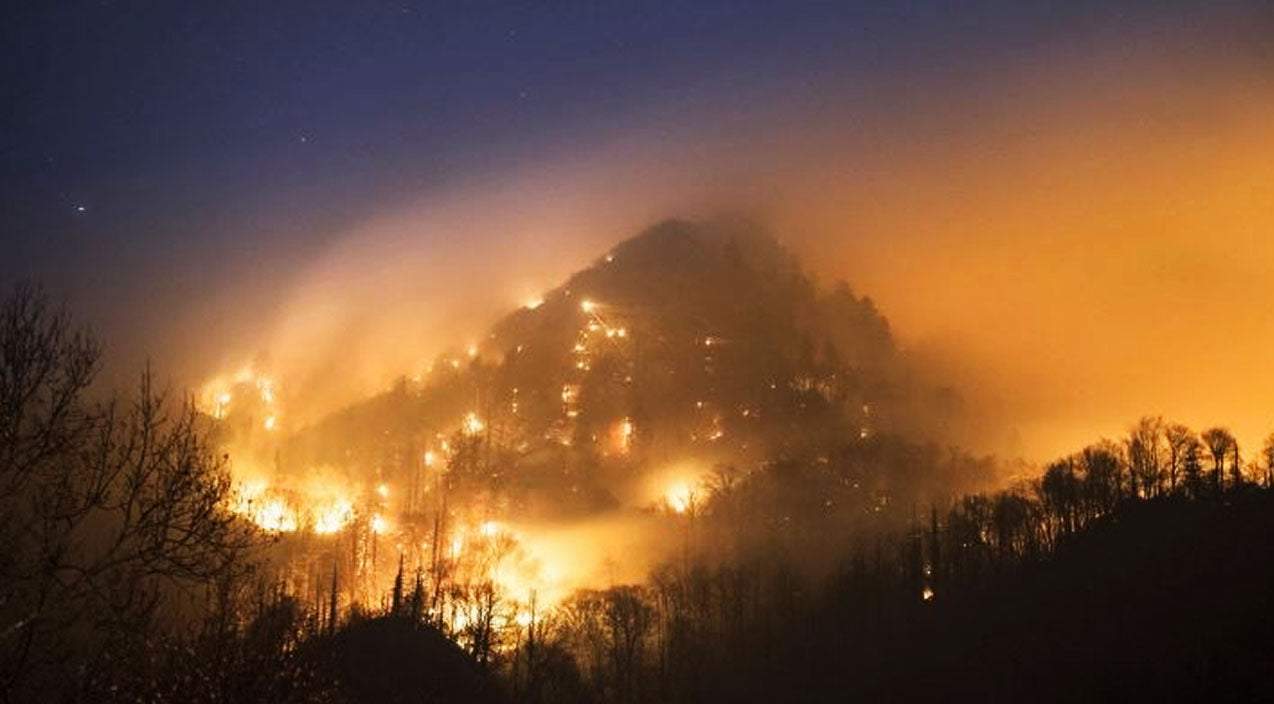 Two Arrested For Starting Tennessee Fires That Killed 14 | Country Music Videos
