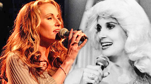 Tammy wynette Songs | Georgette Jones Honors Her Mother, Tammy Wynette's Memory, In Beautiful Song | Country Music Videos