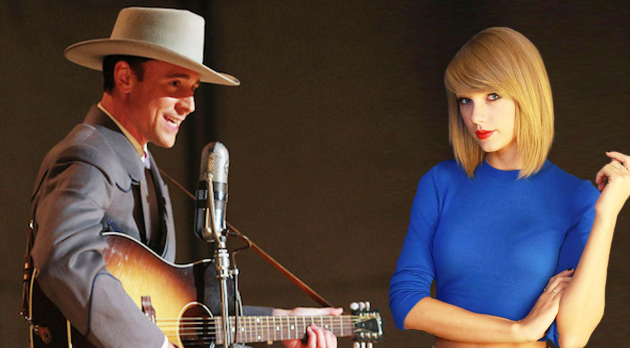 Tom hiddleston Songs | Hank Williams Actor Reveals Truth About 'Relationship' With Taylor Swift | Country Music Videos