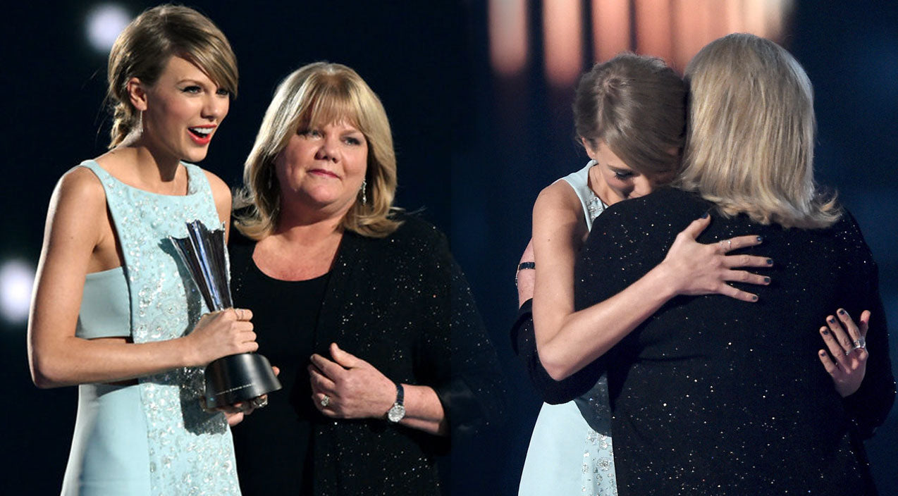 Taylor swift Songs | Taylor Swift's Mom Presents Milestone Award With Heartfelt Speech At The ACM Awards (VIDEO) | Country Music Videos