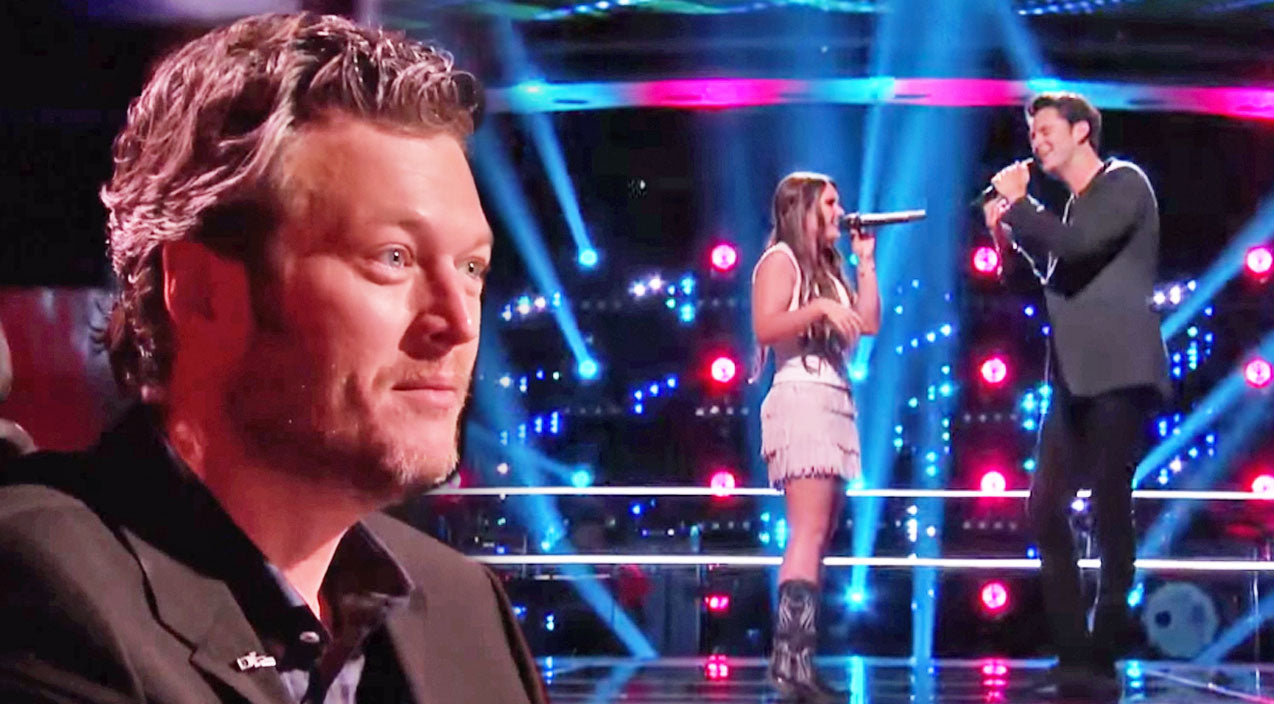 Blake shelton Songs | Blake Shelton Makes Difficult Decision After 'When I Get Where I'm Going' Voice Battle | Country Music Videos