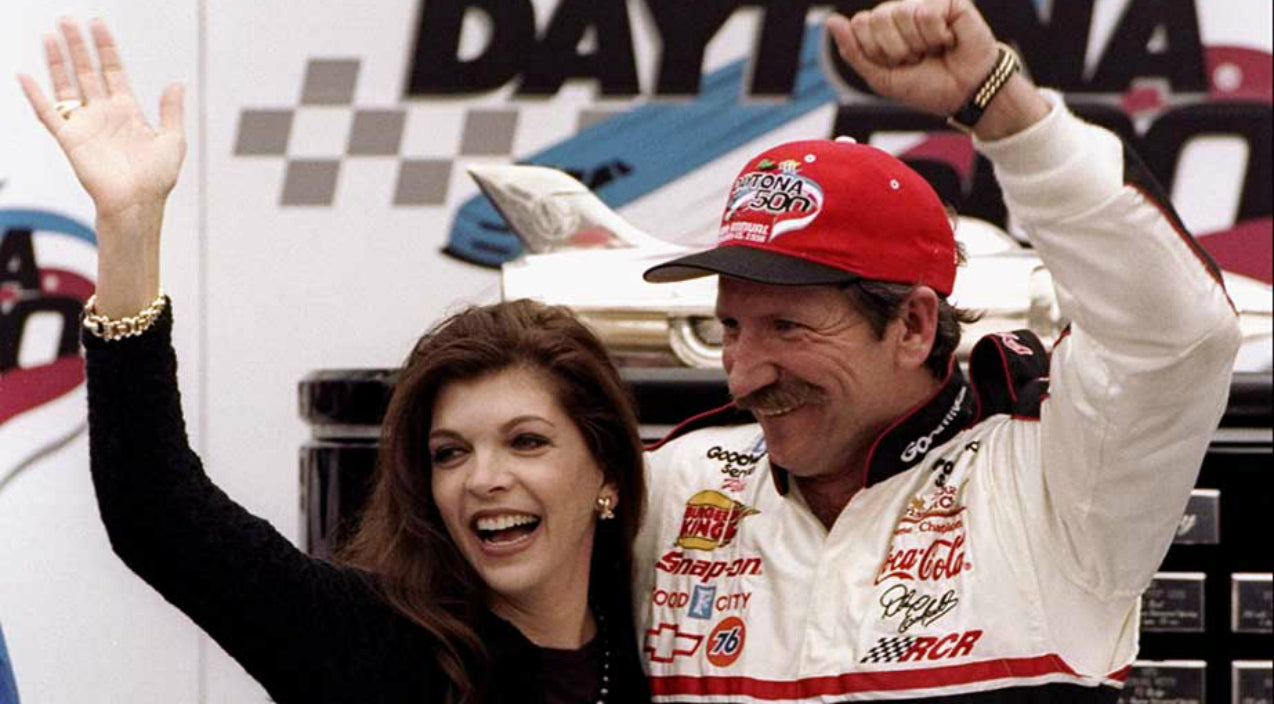 Nascar Songs | Dale Earnhardt Sr.'s Widow Fights Son Over Use Of Family Name | Country Music Videos