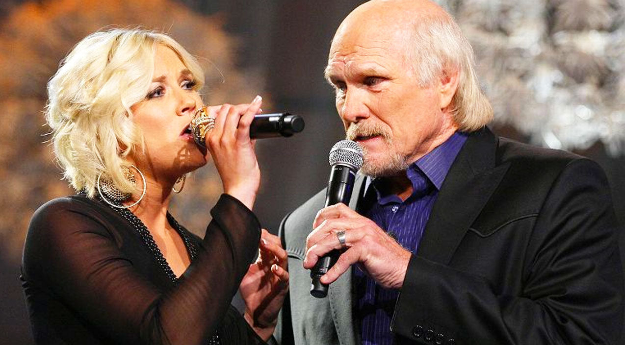 Religious Songs | Former NFL Superstar Terry Bradshaw Makes A Surprising Church Performance | Country Music Videos