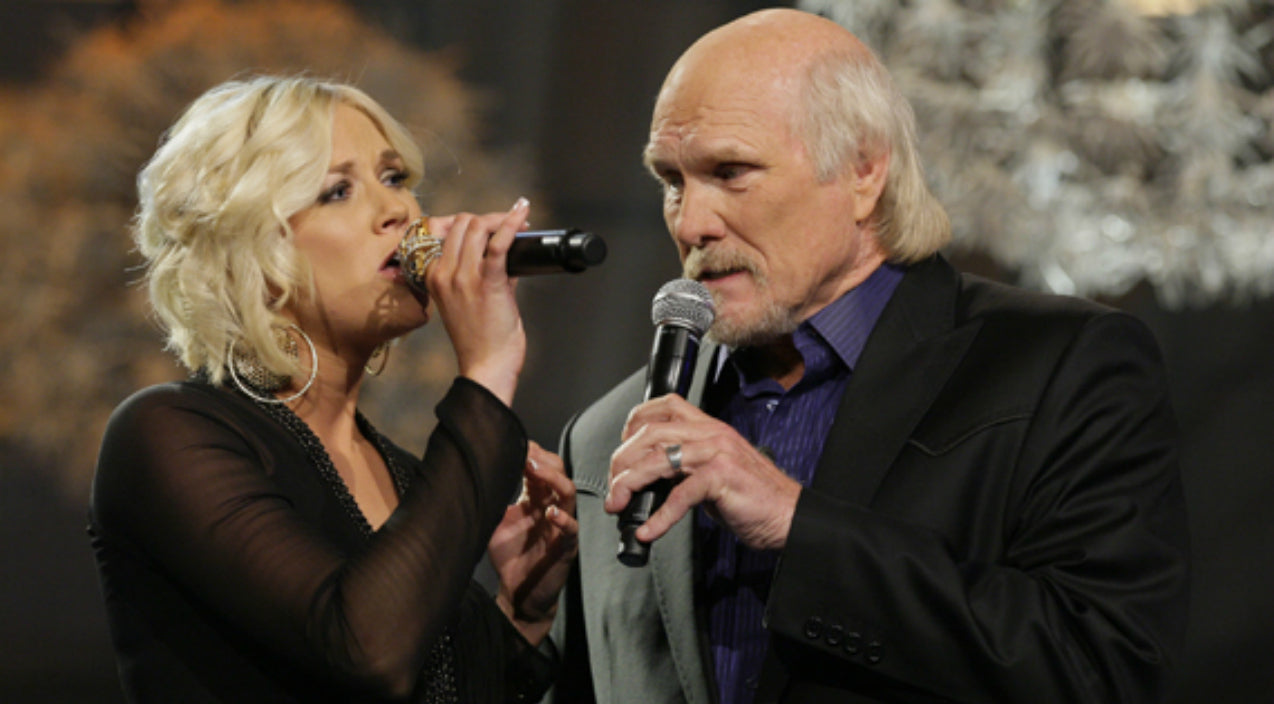 Terry bradshaw Songs | NFL Hall Of Famer Terry Bradshaw Joined By Daughter For Duet | Country Music Videos