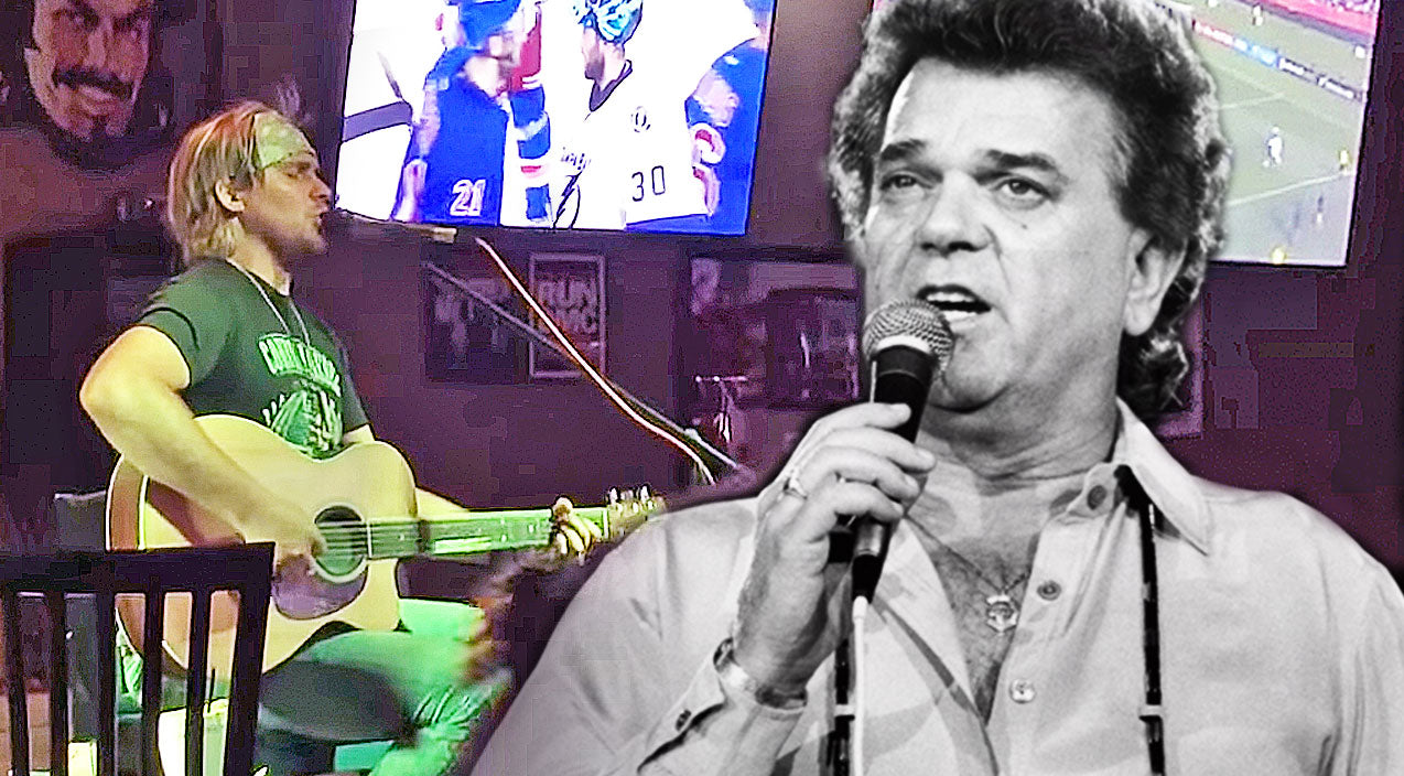Conway twitty Songs | Glen Templeton Pays Tribute To Country Music Legend, Conway Twitty, And It's Impressive! | Country Music Videos