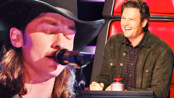 The voice Songs   FLASHBACK: 'Voice' Contestant Stuns The Coaches With George Jones' Signature Song   Country Music Videos