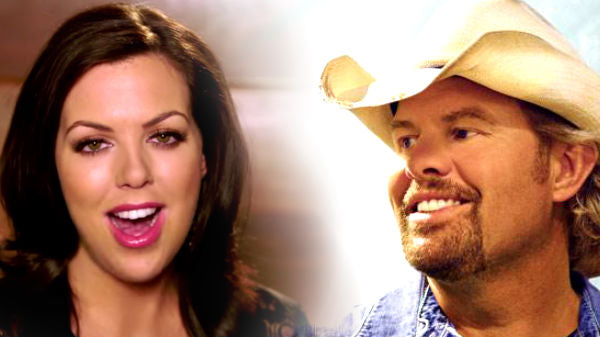 Toby keith Songs   The Song Toby Keith's Daughter Wrote As A Surprise For Her Dad - 'Daddy Dance With Me'   Country Music Videos