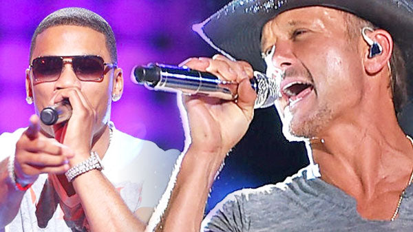 Tim mcgraw Songs | Tim McGraw & Nelly - Over And Over (VIDEO) | Country Music Videos