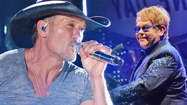 Tim mcgraw Songs | Tim McGraw Covers Elton John's