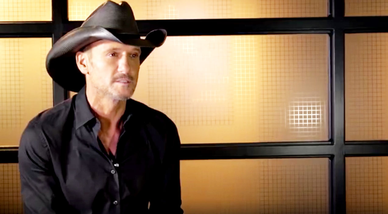 Tim mcgraw Songs | Tim McGraw Reveals Collaboration With Oprah In New Video | Country Music Videos