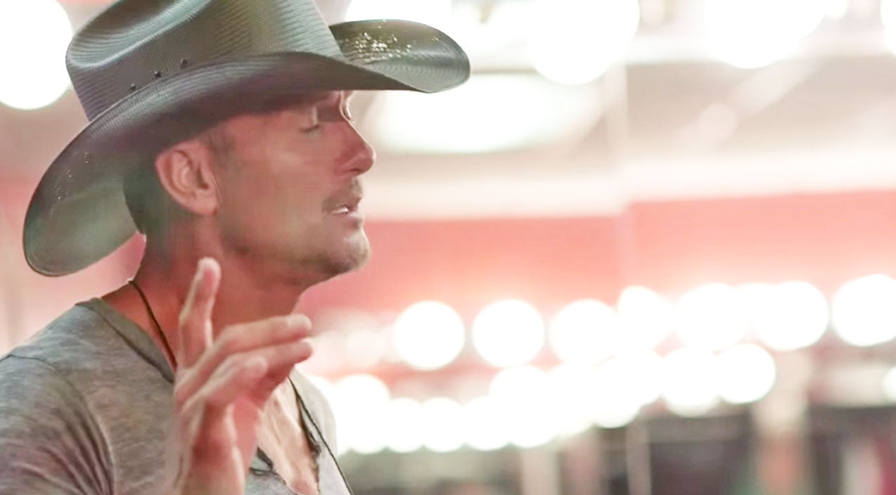Tim mcgraw Songs | Tim McGraw's Backstage Jam Session: What Country Music Dreams Are Made Of | Country Music Videos