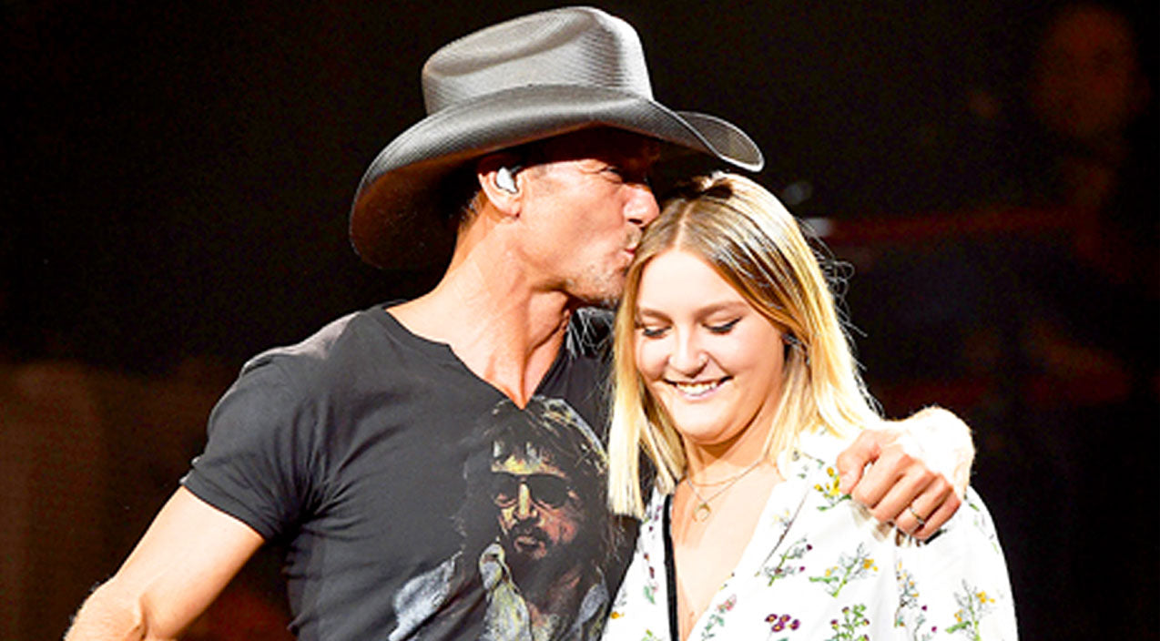 Tim mcgraw Songs   Tim McGraw Shares Very Sweet Song Dedicated To Daughter Gracie Who Is Off To College   Country Music Videos