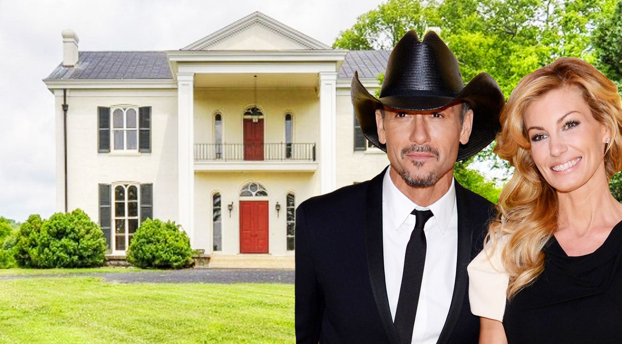 Tim mcgraw Songs | Man Tries To Buy Tim & Faith's Mansion...But When He Calls The Realtor? HYSTERICAL | Country Music Videos
