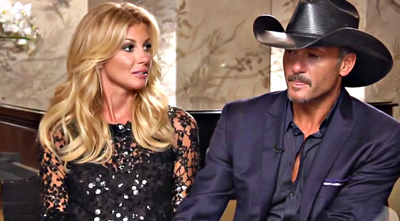 Tim mcgraw Songs | Tim McGraw & Faith Hill Reveal The Pain Of Saying Goodbye To Their Daughter | Country Music Videos