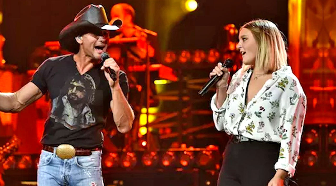 Tim mcgraw Songs | Tim McGraw Reveals Plans For Daughter's First Album | Country Music Videos