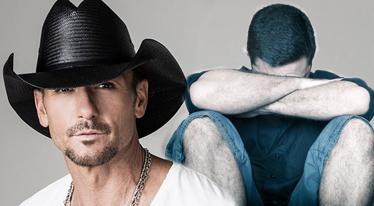Tim mcgraw Songs | Tim McGraw's 'Grown Men Don't Cry' Goes Straight To The Heart (VIDEO) | Country Music Videos