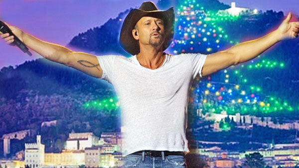 Tim mcgraw Songs | Tim McGraw - Christmas All Over The World (VIDEO) | Country Music Videos