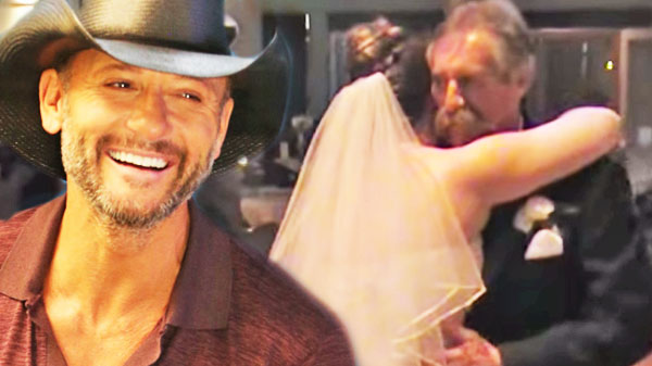 Tim mcgraw Songs | Touching Father-Daughter Dance To Tim McGraw's