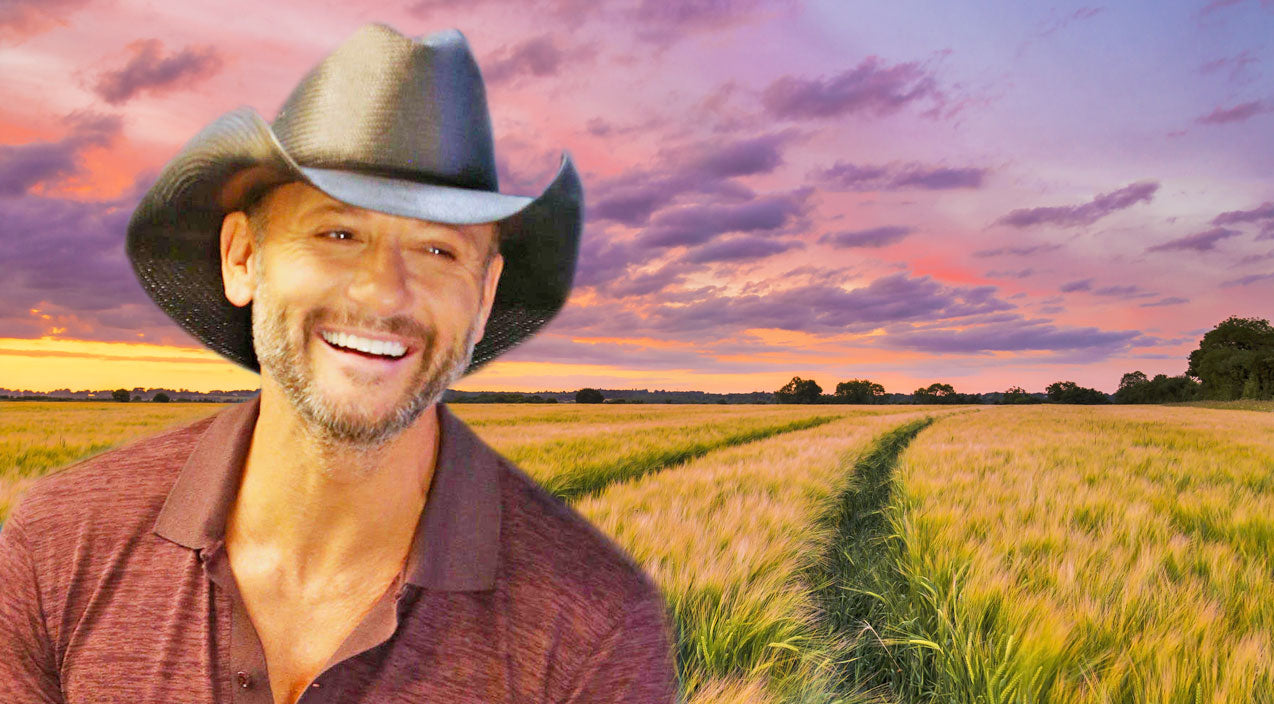 Tim mcgraw Songs   Tim McGraw Sings 'Where The Green Grass Grows' To His Home State Of Louisiana   Country Music Videos