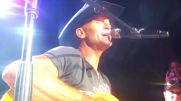 Tim mcgraw Songs | Tim McGraw - You Are So Beautiful (Live in Toronto) | Country Music Videos