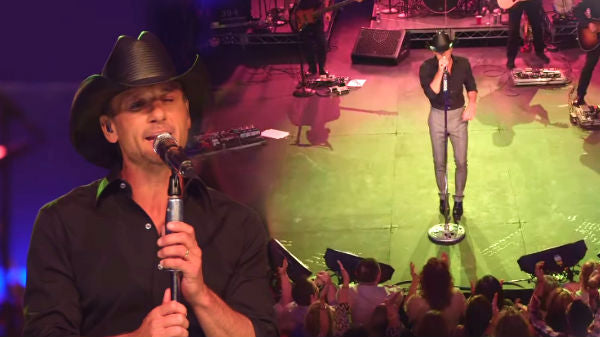 Tim mcgraw Songs | Tim McGraw - City Lights (Artists Den Live) (VIDEO) | Country Music Videos
