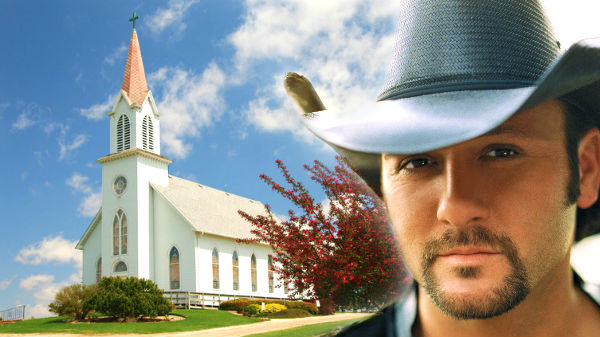 Tim mcgraw Songs | Tim McGraw - I'm Only Jesus (VIDEO) | Country Music Videos