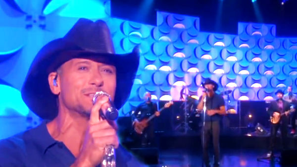 Tim mcgraw Songs | Tim McGraw - Keep On Truckin' (The Ellen DeGeneres Show Live) | Country Music Videos