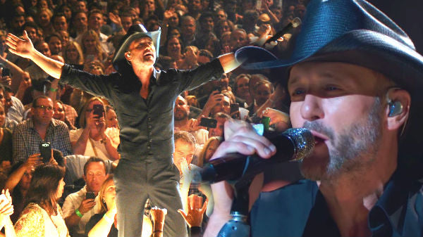 Tim mcgraw Songs | Tim McGraw - One of Those Nights (American Express UNSTAGED) | Country Music Videos