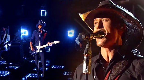 Tim mcgraw Songs | Tim McGraw - Shotgun Rider (2014 CMA Awards) | Country Music Videos