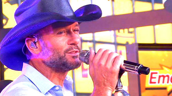 Tim McGraw - Shotgun Rider (Live on GMA) | Country Music Videos