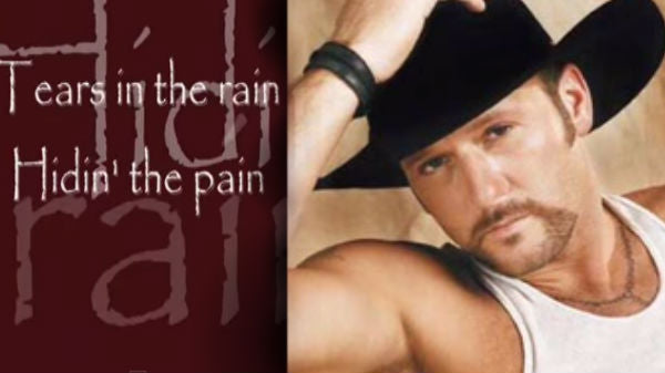 Tim mcgraw Songs | Tim McGraw - Tears In The Rain (VIDEO) | Country Music Videos