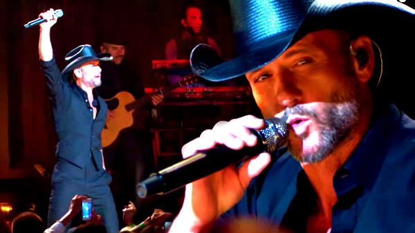 Tim mcgraw Songs | Tim McGraw - Two Lanes of Freedom | Country Music Videos