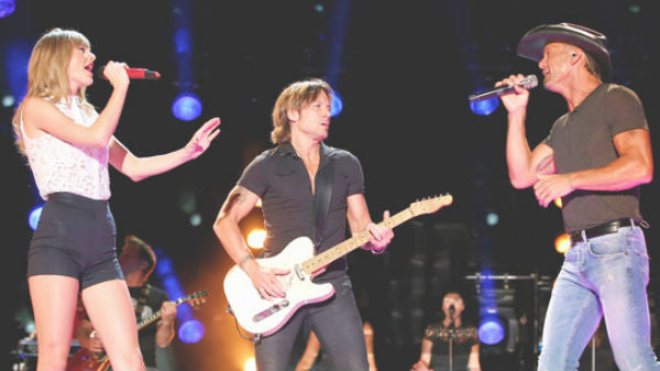Tim mcgraw Songs | Tim McGraw, Keith Urban, and Taylor Swift - Highway Don't Care (Live @ CMA Fest) (VIDEO) | Country Music Videos