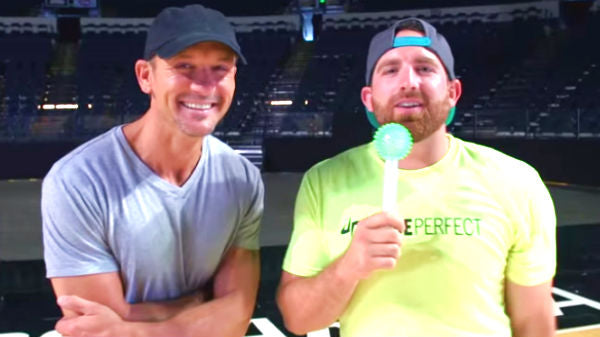 Tim mcgraw Songs | Tim McGraw Trick Shots With Dude Perfect (WATCH) | Country Music Videos