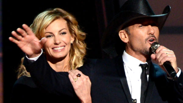 Tim mcgraw Songs | Tim McGraw and Faith Hill - Good Hearted Woman (CMA Awards 2012) | Country Music Videos