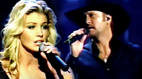 Tim mcgraw Songs | Tim McGraw and Faith Hill - Let's Make Love (Live 2000 ACMs) (WATCH) | Country Music Videos