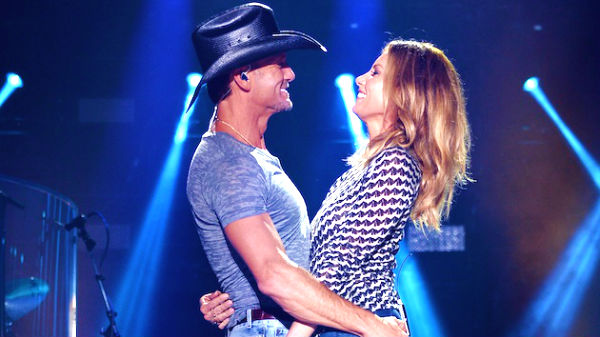 Tim mcgraw Songs | Tim McGraw and Faith Hill - Meanwhile Back At Mama's (Live CMA Fest 2014) | Country Music Videos