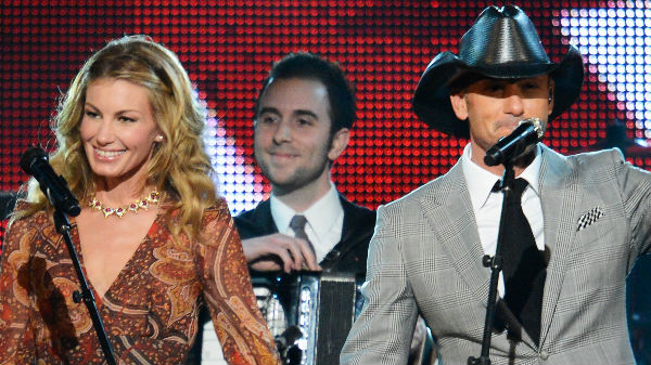Tim mcgraw Songs | Tim McGraw and Faith Hill - Tougher Than The Rest | Country Music Videos