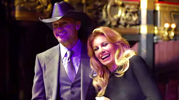 Tim mcgraw Songs | Tim McGraw and Faith Hill Talk Valentine's Day and Vegas (VIDEO) | Country Music Videos