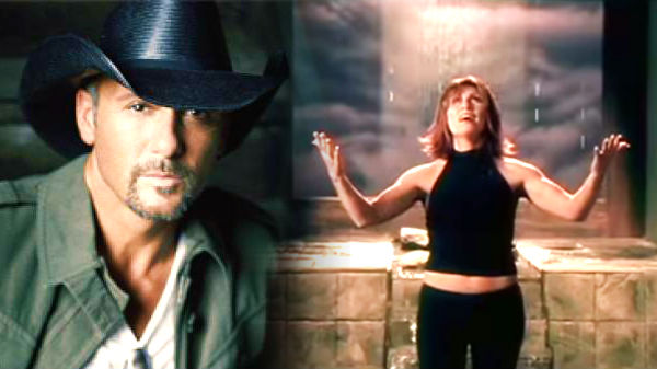 Tim mcgraw Songs | Tim McGraw and Jo Dee Messina - Bring On The Rain | Country Music Videos