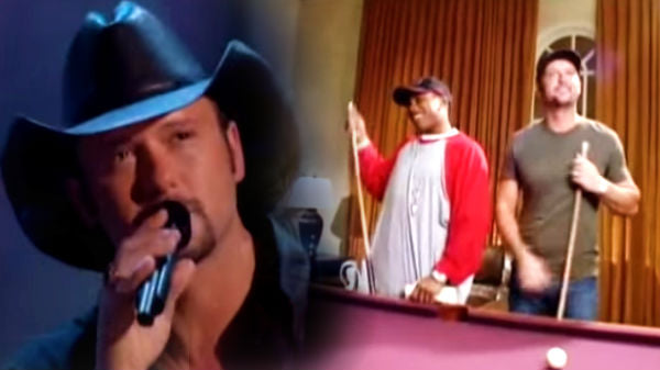 Tim mcgraw Songs | Tim McGraw and Nelly - Over And Over | Country Music Videos