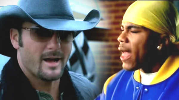 Tim mcgraw Songs | Tim McGraw and Nelly - Over And Over (VIDEO) | Country Music Videos