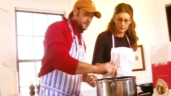 Tim mcgraw Songs | Tim McGraw and Faith Hill - Cookin' For Oprah (VIDEO) | Country Music Videos