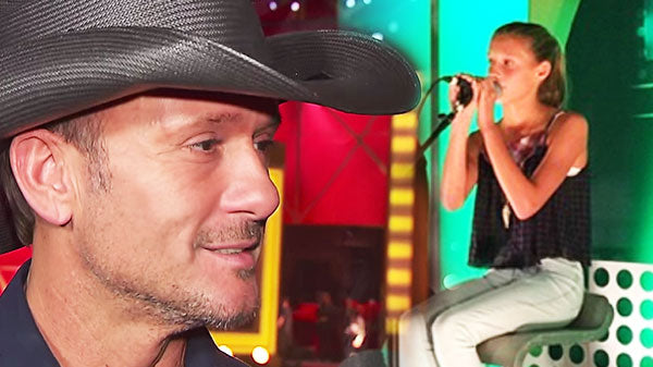 Tim mcgraw Songs | How Tim McGraw Feels About Daughter Audrey's Singing Career (VIDEO) | Country Music Videos