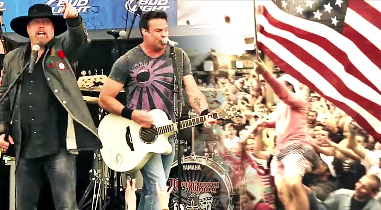 Montgomery gentry Songs | Why 'Titty's Beer' Is The American Dream | Country Music Videos