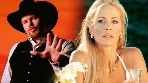 Toby keith Songs | Toby Keith - You Shouldn't Kiss Me Like This (VIDEO) | Country Music Videos